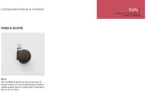 Poltrona Relax Sally Zaggia Salotti - accessori